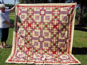 Sheryl's quilt