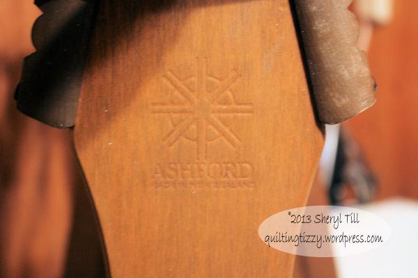 Ashford Spinner