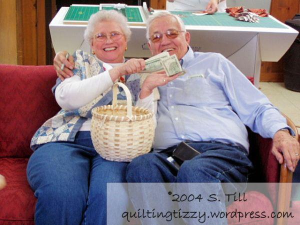 Buying baskets