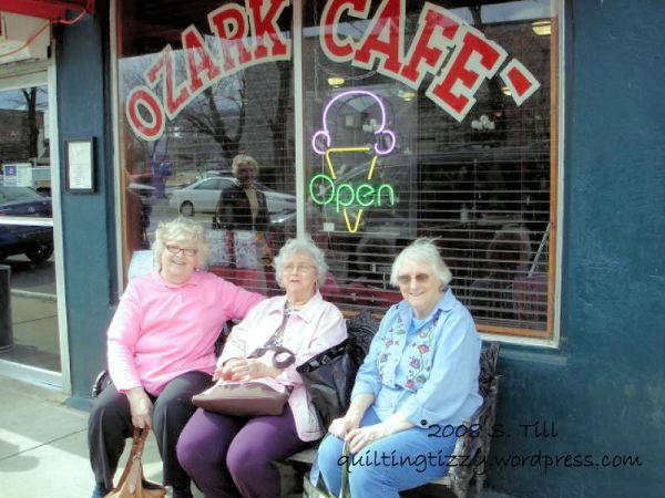 Ozark Cafe, Jasper, AR