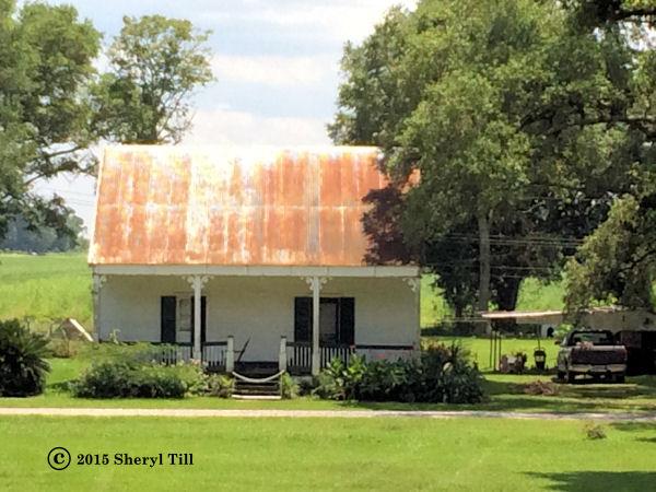 An outbuilding