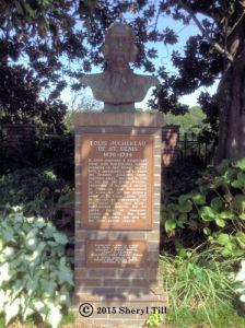 Louis Jucheneau De St.Denis